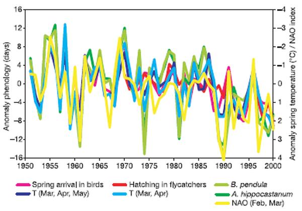 changement climatique et biodiversite